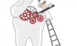 tratamento de canal em dente de leite