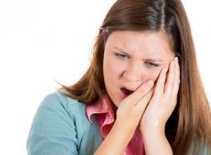 Aliviar dor de dente siso
