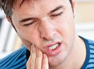 dente doendo muito
