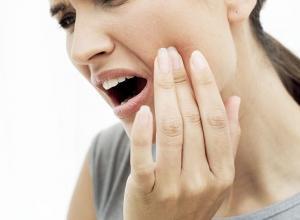 dor de dente